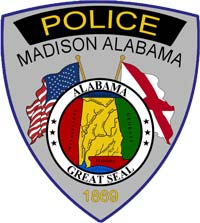 City of Madison Police Department logo.