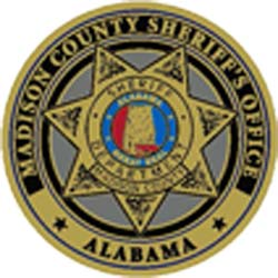 Madison County Sherrif's Office logo.
