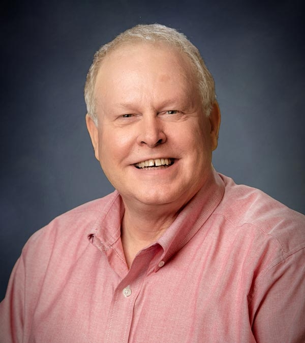 Portrait of 9-1-1 CEO Ernie Blair.