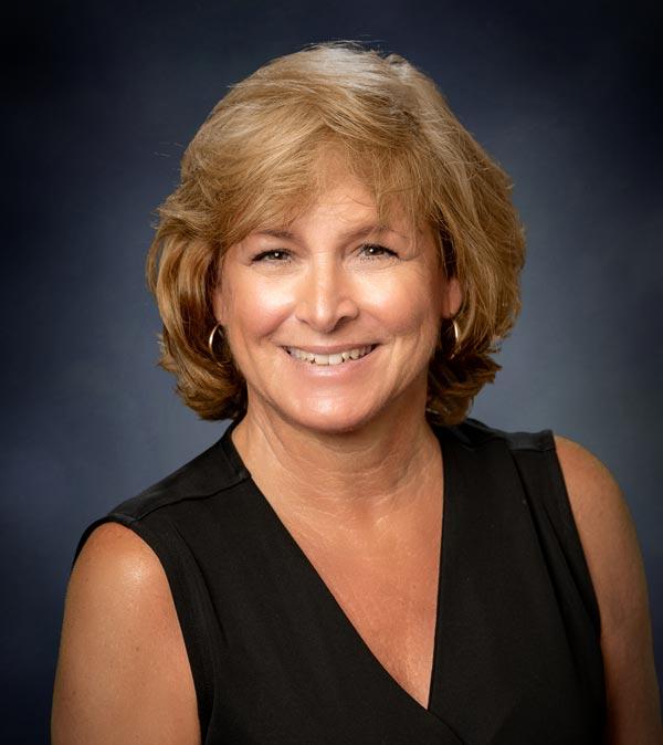 Portrait of Sally Warden