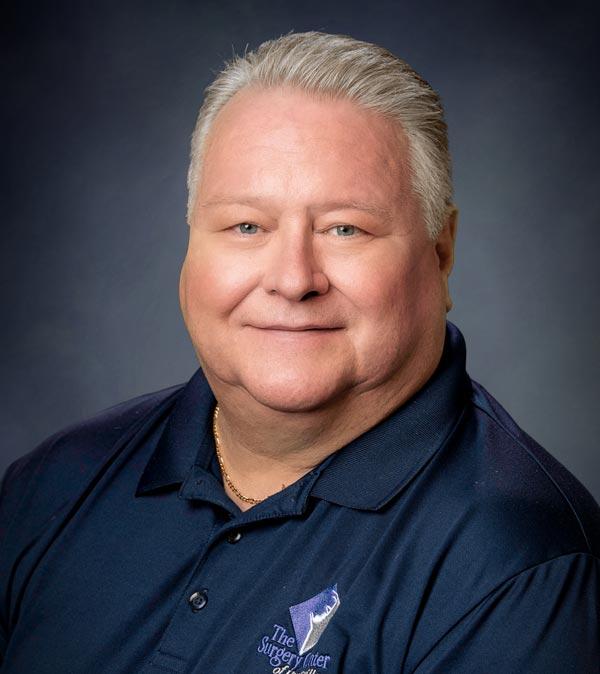 Portrait of Bill Sammons