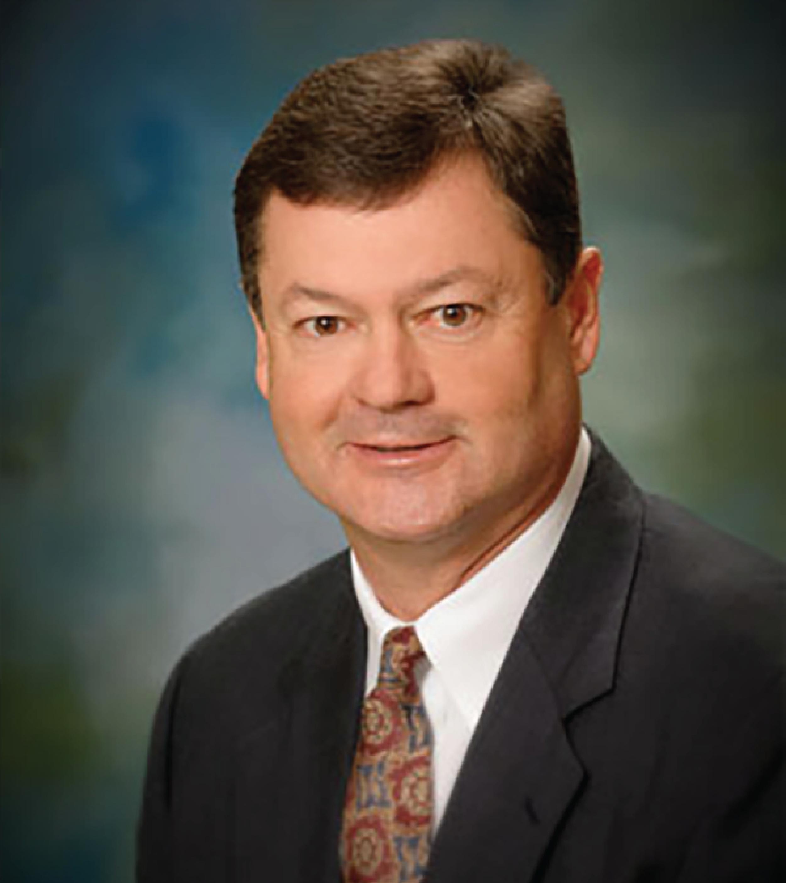 Portrait of Steve Haraway