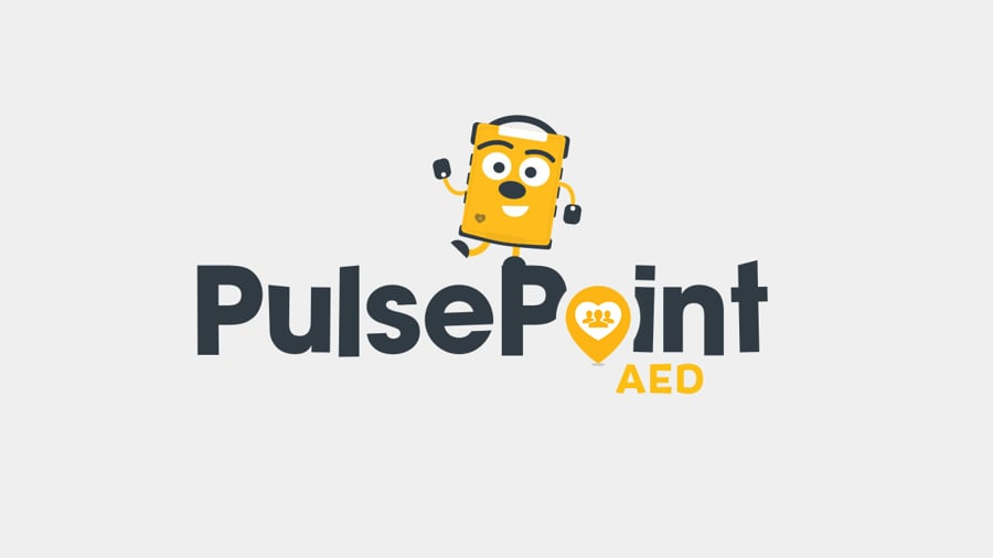 Intro image for pulsepoint meet your AED video.